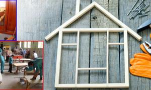 Dịch vụ sơn PU, sửa chữa đồ gỗ tại Quận 3