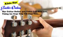 Dạy đàn guitar online Video Call - bomguitar.org