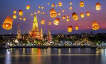 Vé máy bay đi Bangkok - Thailand