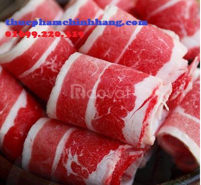 Nhà phân phối thịt bò đông lạnh tại Hà Nội