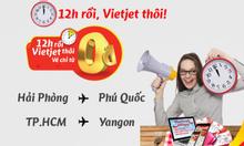 Bay khắp nơi cùng Vietjet Air với giá vé chỉ từ 0đ