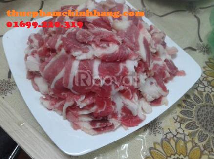 Địa chỉ phân phối thịt bò đông lạnh ở Hà Nội