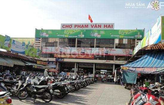 Bán ki-ot chợ Phạm Văn Hai