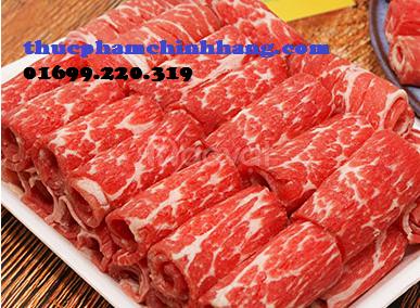 Địa chỉ cung cấp thịt bò đông lạnh ở Hà Nội