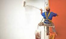 Thi công sơn nhà và xưởng