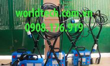Lò mổ heo/lợn - HDSD máy gây ngất/choáng heo WTS 15