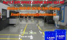 Sơn epoxy Pu Cadin giá rẻ cho sắt thép ngoài trời