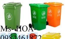 Thùng rác composite, thùng rác chịu nhiệt