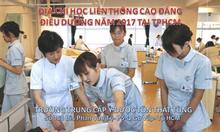 Địa chỉ học liên thông cao đẳng điều dưỡng năm 2017 tại Tp.HCM