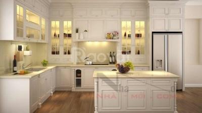 Báo giá thi công tủ bếp tại Q.Hà Đông