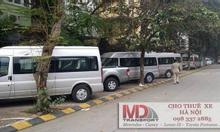 Cho thuê xe 16 chỗ chất lượng tại Hà Nội