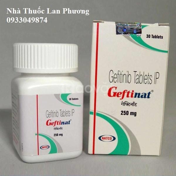 Giá Thuốc Geftinat 250mg Geftinib Natco