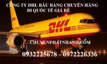 Chuyển phát nhanh DHL tại Bình Dương, Hotline 1800