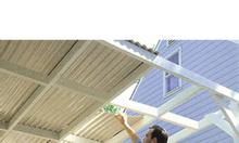 Thợ chuyên lắp đặt mái tôn đi làm ngay
