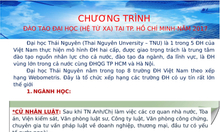 Tuyển sinh đại học hệ từ xa TPHCM