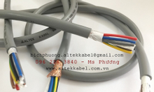 Cáp nối tủ điện, cáp điều khiển 2 đến 30 lõi