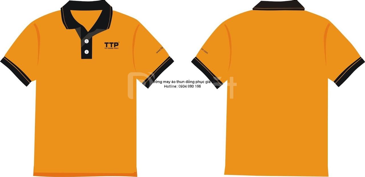 Xưởng may áo thun tại TPHCM chất lượng, giá tốt
