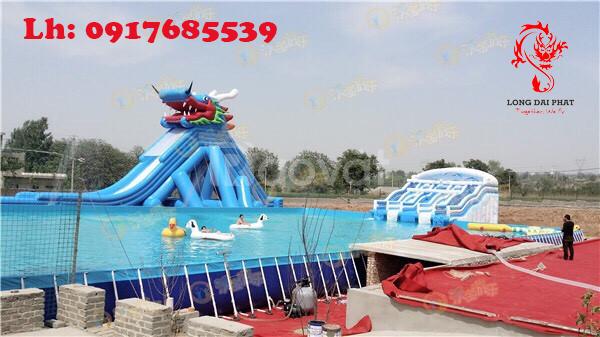 Mua bán thiết bị vui chơi công viên nước nhập khẩu