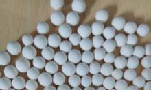 Hạt nhôm hoạt tính (Activated Alumina) Porocel Dryocel 848 giá rẻ