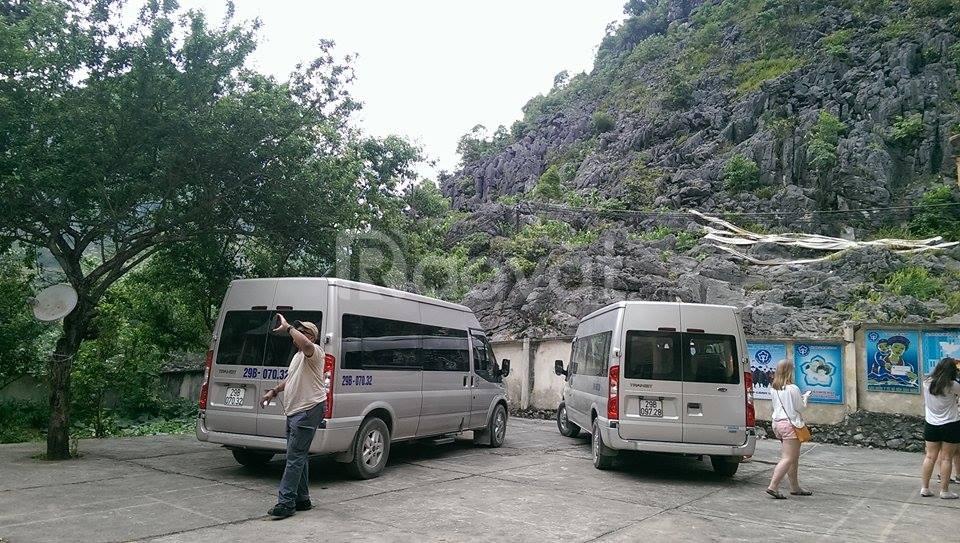 Thuê xe đi lịch hè giá rẻ tại Hà Nội