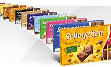 Chocolate Schogetten – Món từ nước Đức