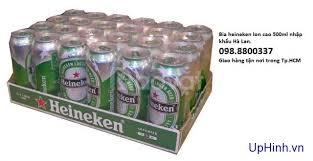 Bia heineken bom 5 lít, heineken chai nhôm (ảnh 8)