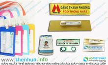 Nhận thiết kế thẻ nhựa theo yêu cầu của khách hàng