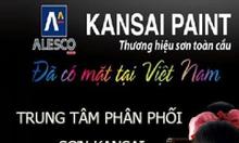 Kansai Paint - thương hiệu sơn toàn cầu
