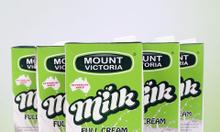 Sữa Úc Mount Victoria - sữa tươi nguyên chất