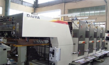 Tuyển thợ đứng máy in Ofset Komori (máy in 4 màu)