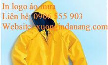 Sản xuất áo mưa tại tại Nghệ An