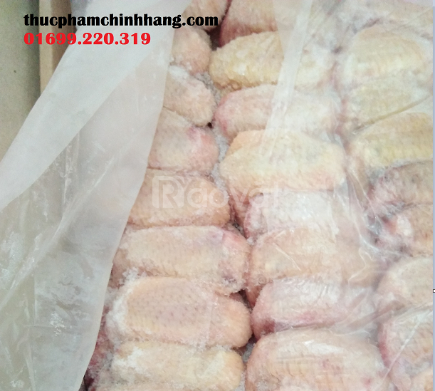 Bán gà đông lạnh ở Hà Nội