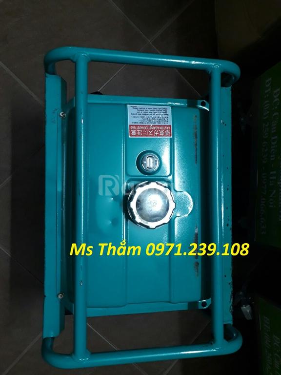 Thanh lý máy phát điện Nhật bãi Yanmar G2300A, máy phát điện gia đình