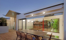 Mẫu nhà đẹp 2 tầng kết hợp không gian xanh