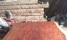 Sập chiếu ngựa, phản gỗ tấm lớn gỗ cẩm lai 1 tấm rộng 2m