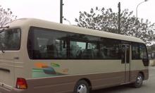 Địa chỉ vàng thuê xe du lịch 29 chỗ tại Hà Nội