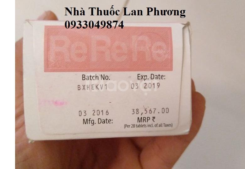 Thuốc Regorafenib 40mg Resihance Giá thuốc Regorafeninb