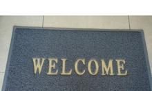 Thảm chống trượt Welcome