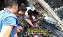 Dạy học nghề sửa chữa điện lạnh ô tô xe hơi tại Bình Dương