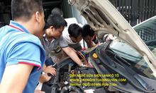Dạy nghề sửa chữa điện lạnh ô tô, sửa điện lạnh xe hơi