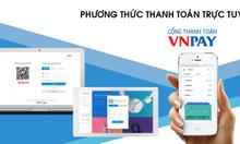 Mua hàng miễn phí toàn quốc trên Săn Hàng Rẻ thanh toán qua VNPAY