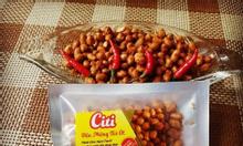 Đậu phộng tỏi ớt, khô gà lá chanh giá sĩ cho nhà phân phối