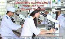 Đào tạo văn bằng 2 trung cấp Dược sĩ ở đâu tốt nhất TpHCM?