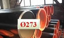 Thép Đúc,Thép Ống Đúc API5L.Phi 273x6.35ly,Phi 273x7.11ly,Phi 273x9.27