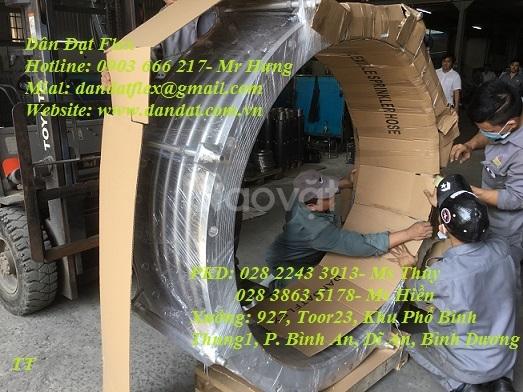 Ống mềm KM-200/ khớp nối mềm Dân Đạt Co., Ltd