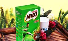Sữa nước tiệt trùng milo hộp giấy 180ml