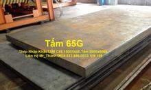 Thép Tấm Chịu Nhiệt, Thép Tấm Chống Mài Mòn, 65G, SKD11, C45, S50C
