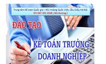 Học kế toán trưởng tại Thái Nguyên