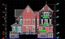 Vẽ thuê bản vẽ kỹ thuật nhà phố , nhà thép tiền chế , bản vẽ kỹ thuật