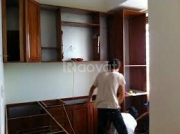 Thợ mộc sửa chữa tủ bếp tại Hà Nội 0984694867